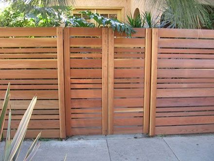 Horizontal Wood Fence Gates Designs Fence Gate Design Modern Front Yard Wood Fence Gates