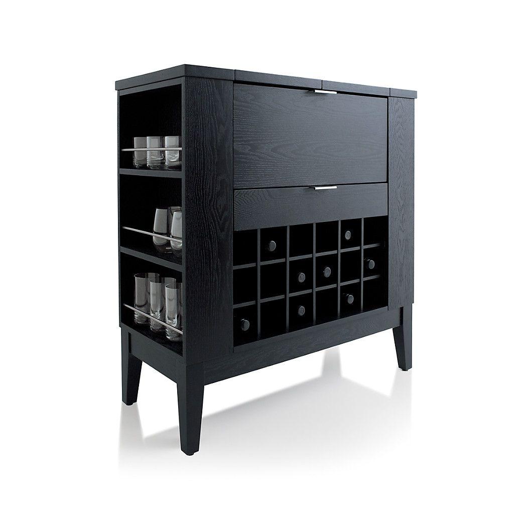 Parker Spirits Ebony Cabinet Uk: Parker Spirits Ebony Cabinet