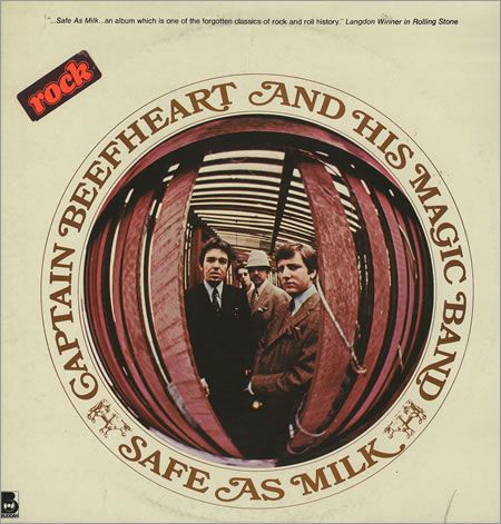 Safe As Milk Wikipedia The Free Encyclopedia Rock Album Covers Magic Bands Classic Album Covers
