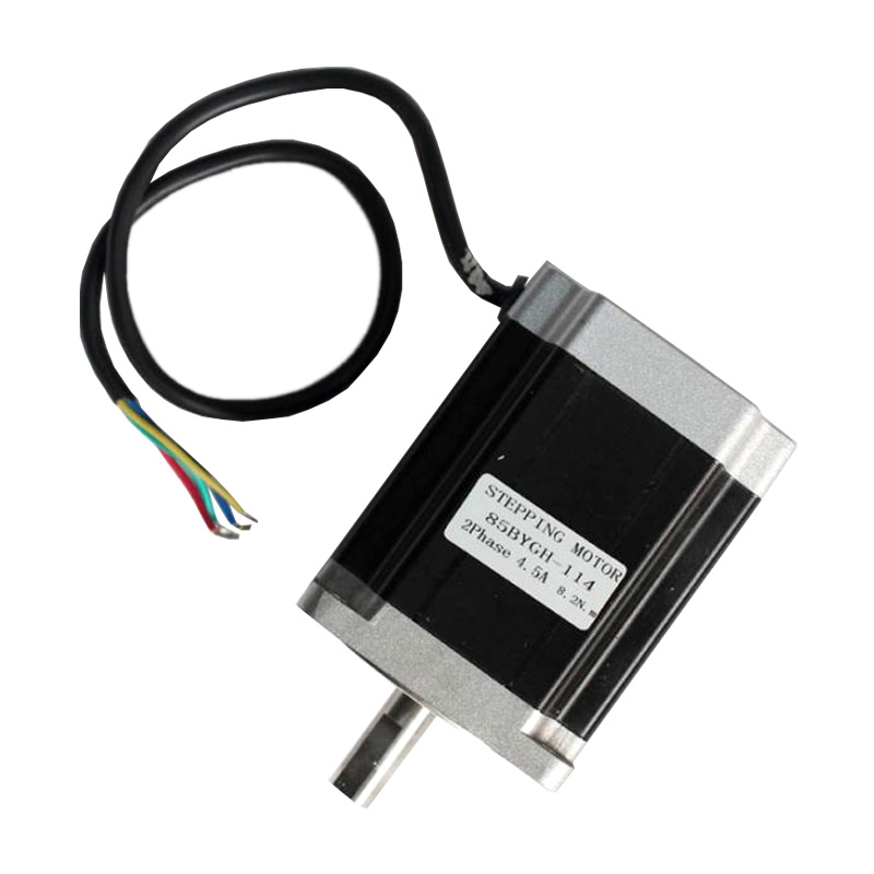 63.00$  Buy here - http://ali4ph.shopchina.info/go.php?t=1000001798129 - 85 stepper motor stepper motor drive 85BYGH-114mm long moment 8.2N.m for cnc milling machine 63.00$ #bestbuy