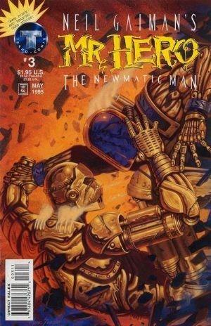 MR HERO: THE NEWMATIC MAN (NEIL GAIMAN) #3 -