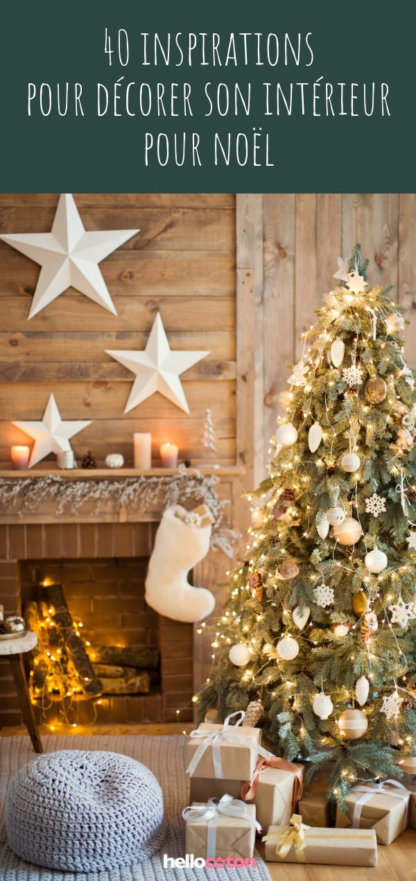 40 Inspirations Pour Decorer Son Interieur Pour Noel Noel
