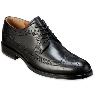 7ba8ab3af71 JC Penny Longwing Dress shoes. Sharp looks on a budget