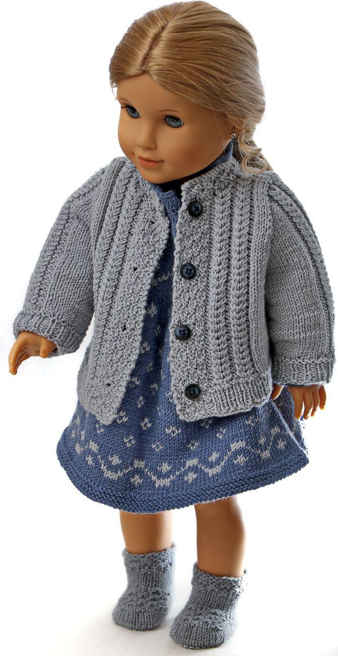 Poppenkleertjes breien baby born | Poppenkleding | Pinterest