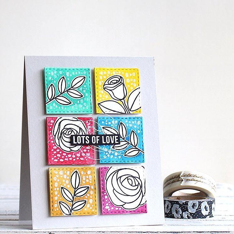 "Yoonsun Hur on Instagram: ""@simonsaysstamp Best Mom Ever stamp set is my all time favourite set. #simonsaysstamp #bestmomever #watercolor #watercolouring #papercrafts #cardmaking #stamping #handmade #card #handmadecard #flowers #핸드메이드 #카드 #스탬핑 #플라워 #워터칼라 #수채화 #꽃카드"""