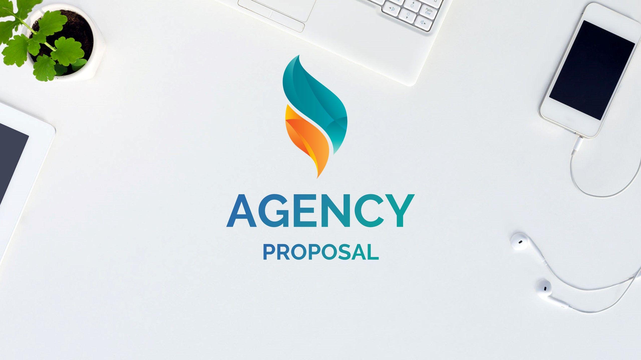 Agency Proposal Multipurpose Keynote Template | Business