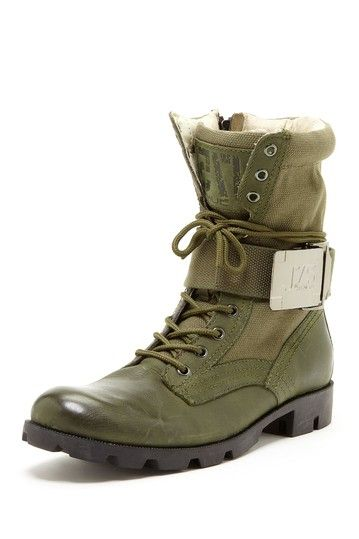 separation shoes 729c0 924b7 J75 by JUMP Strong Military Boot - Olive