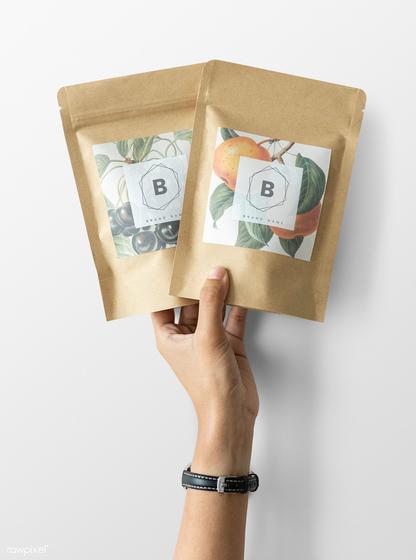 Organic Tea Branding And Packaging Mockup Free Image By Rawpixel Com Ake Teapackaging Organic Emballage Organique Photographie De Produits Magasin De The