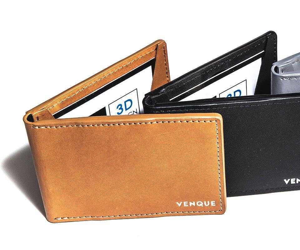 VENQUE 3D Slim Wallet