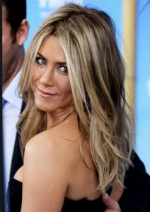 Jennifer Aniston Summer Hair in 2019
