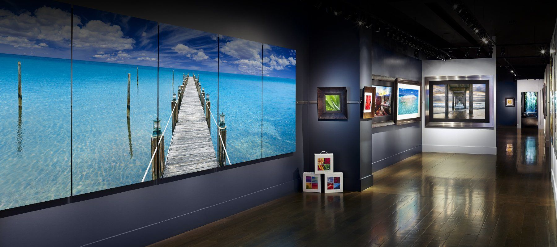 Visit the LIK Fine Art Gallery on Front Street in Lahaina