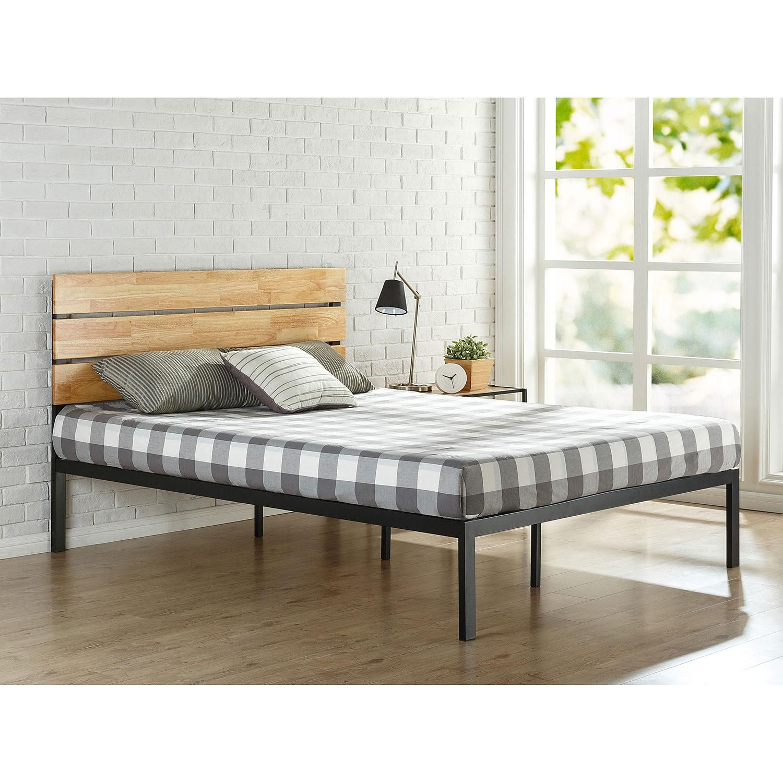 Night Therapy Sonoma Platform Bed Assorted Sizes Wood Platform
