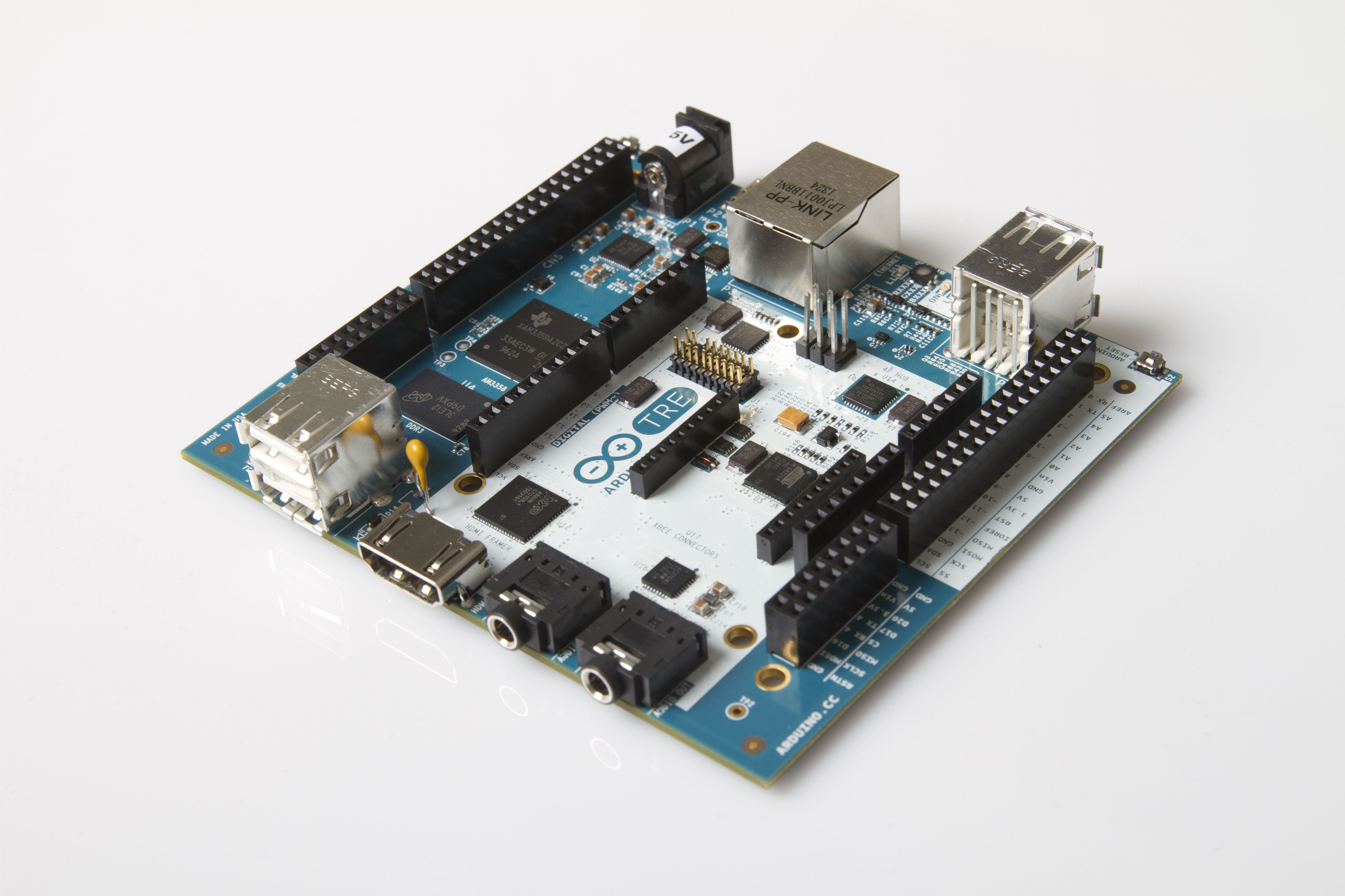 Arduino Announces Two new Boards: Galileo and TRE   Projects For