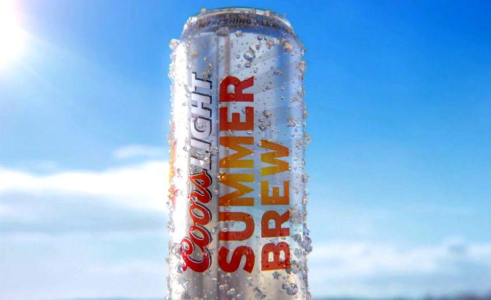 Coors Light Summer Brew