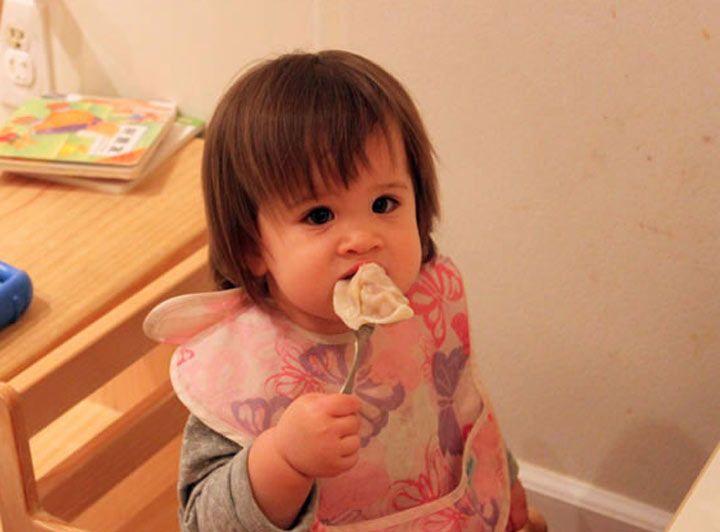 Self-feeding | Montessori On The Double - Part 2