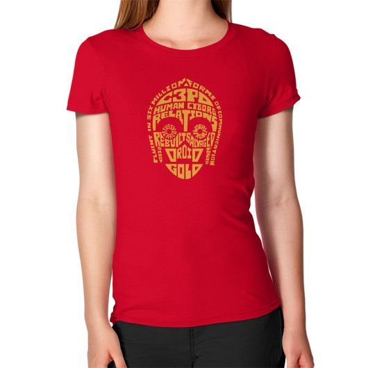 C 3PO Quotes Women's T-Shirt