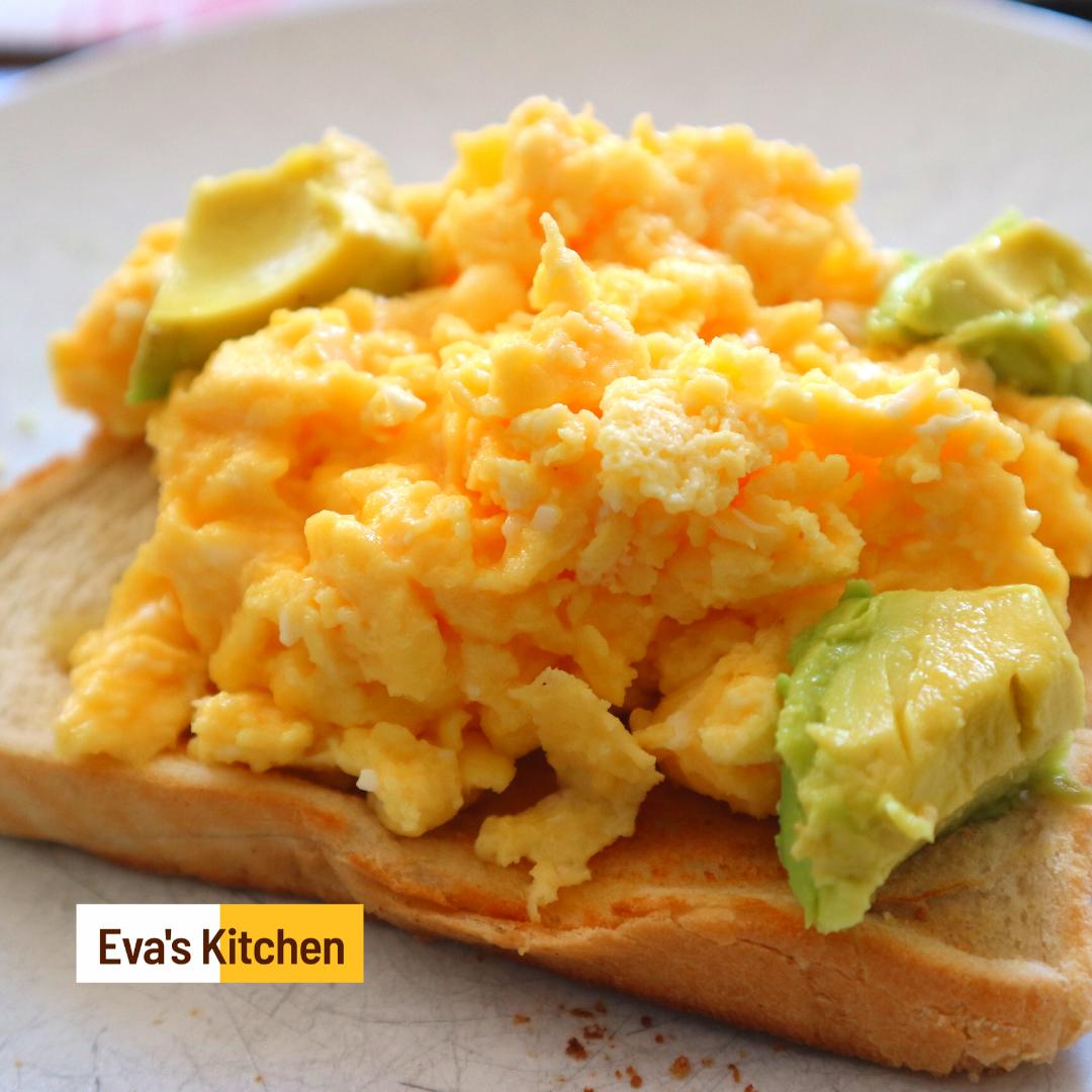Perfect Scrambled Eggs Cooking Recipes Cooking Recipes