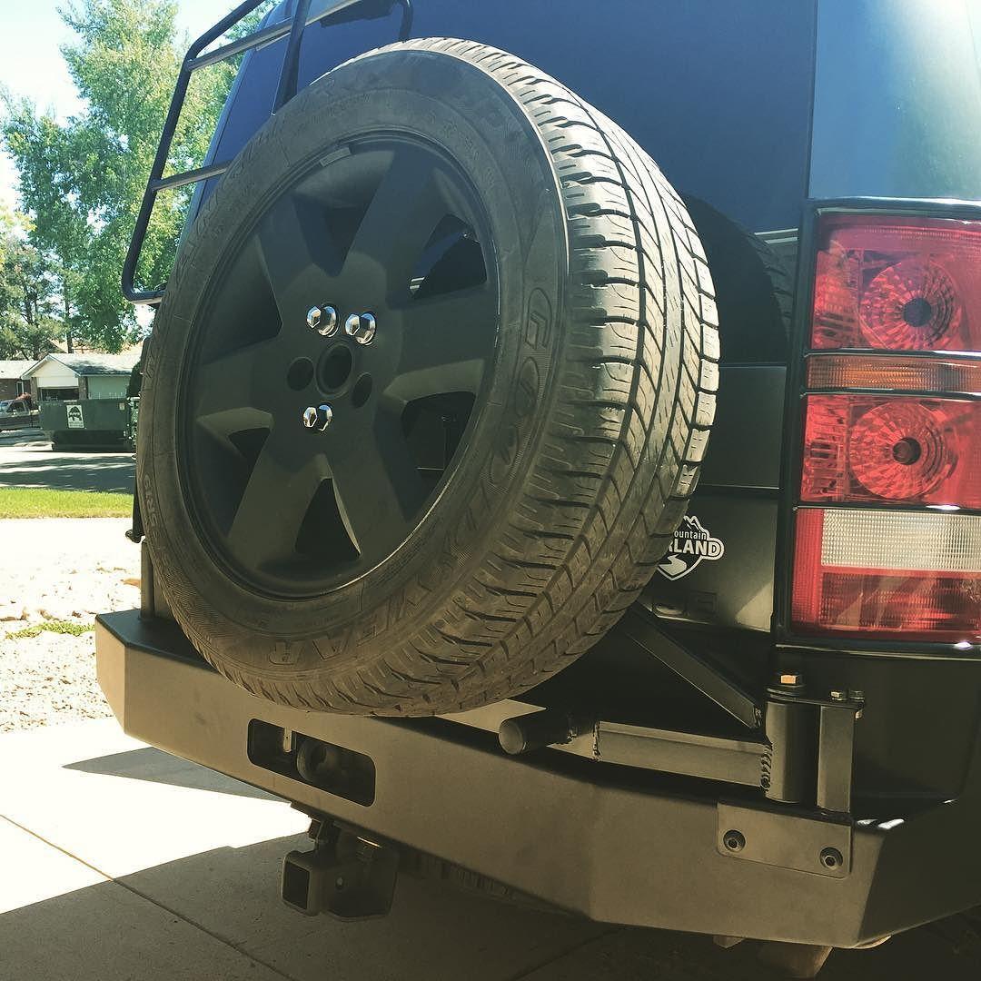 land rover lr3 bumper