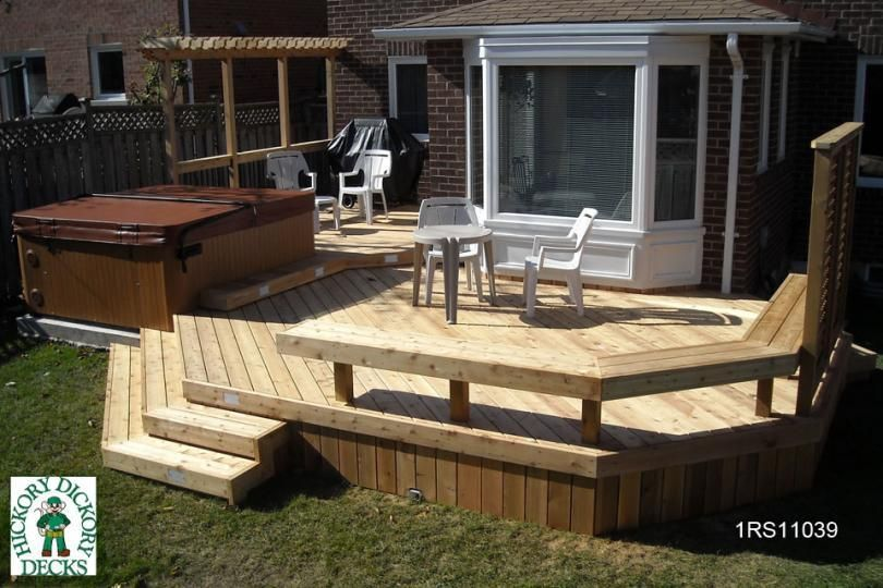 Deck Bench Seating Ideas Part - 16: Deck Bench Seat Plans Page 1 Making The Post Holes In The Deck Deck Deck  Benches And Deck Railing Design Category Woodworking Projects Content How