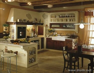 cucine antiche rustiche - Cerca con Google   Home design   Pinterest ...