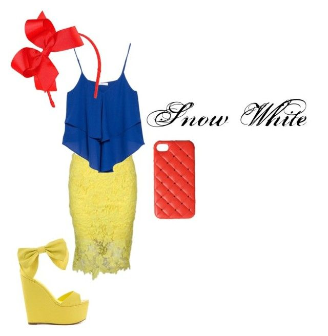 """""""Modern Day Snow White"""" by minnie-neve on Polyvore"""