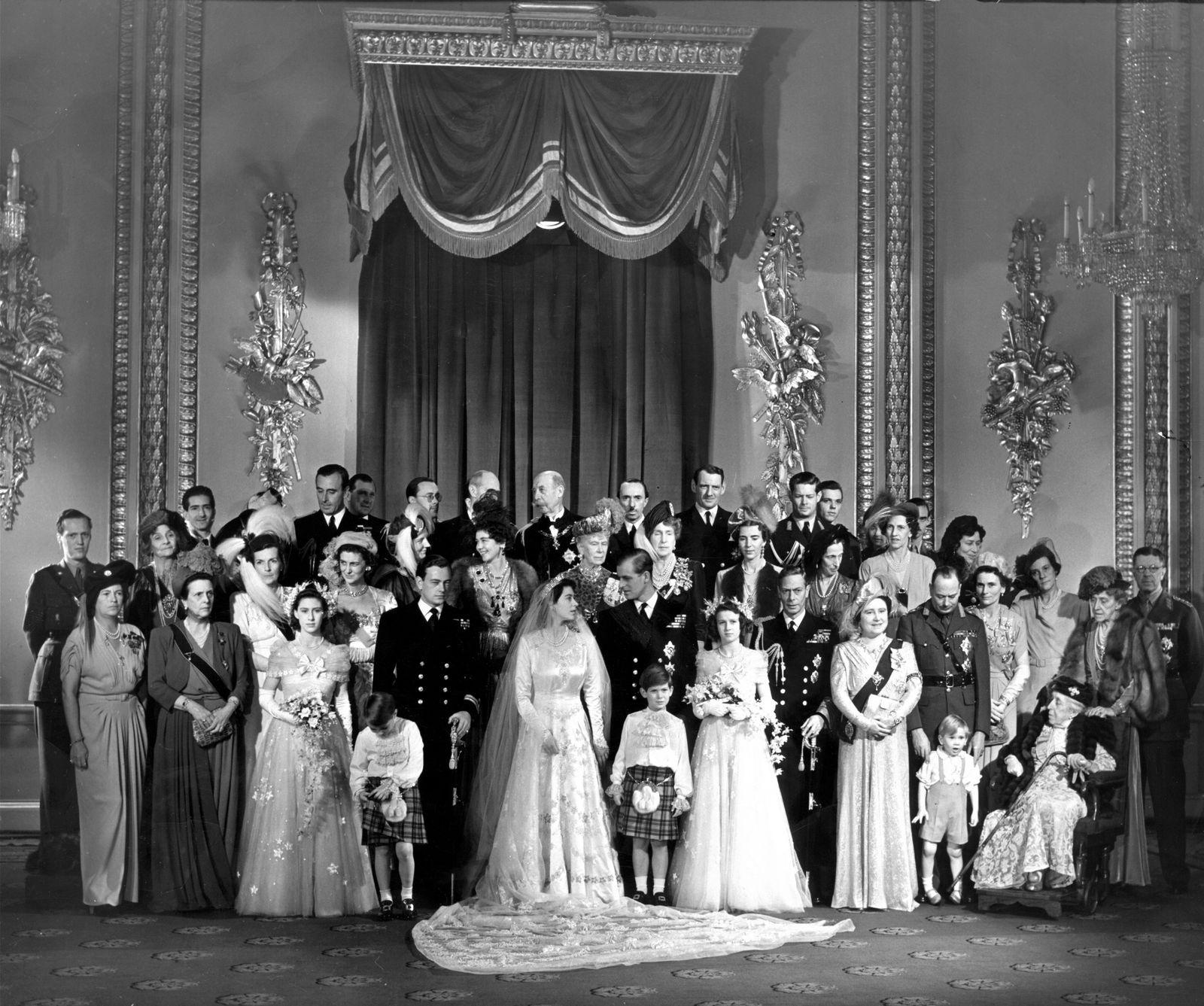 Queen Wedding: What Queen Elizabeth's Wedding Day Was Really Like