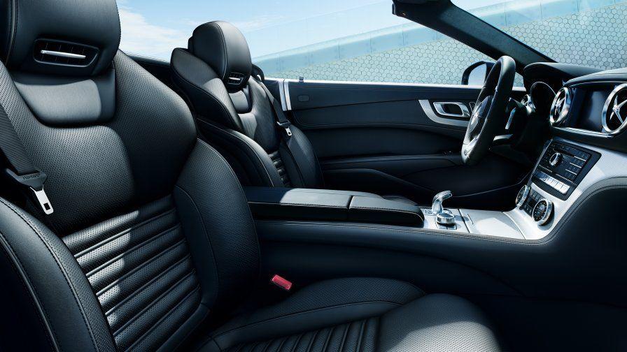 Mercedes Benz SL Roadster (Interior) Coches