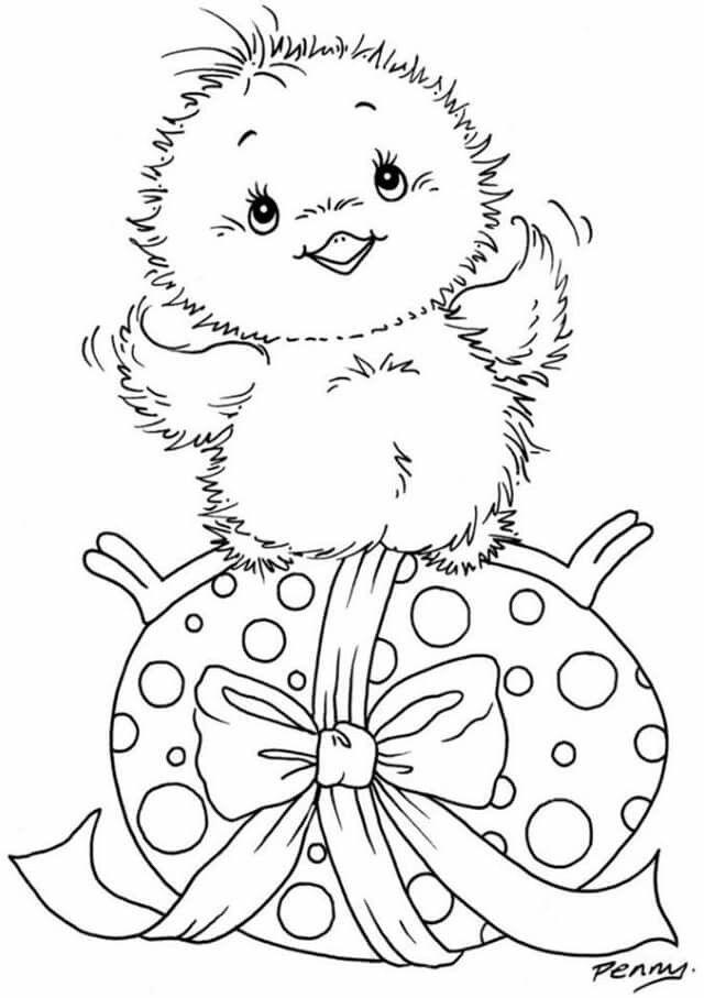 Pin de Sarah Bernabé en Animalitos colorear | Pascua, Conejo de ...