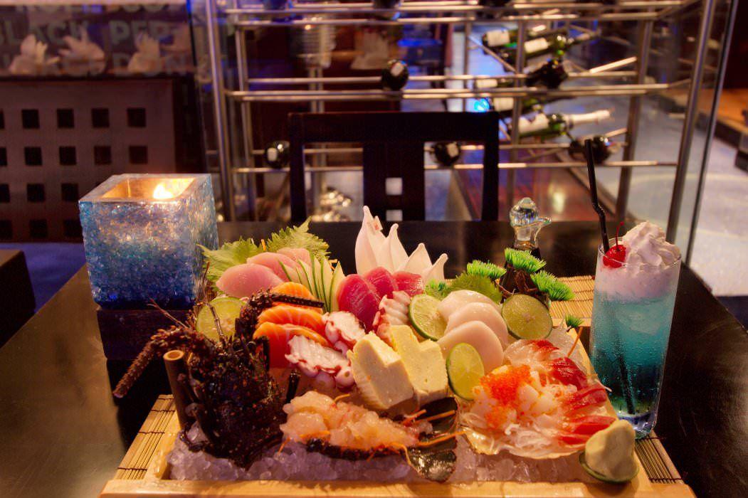 Meal at Blue Fin Japanese Restaurant  Tuban, Bali & Lombok | Bali