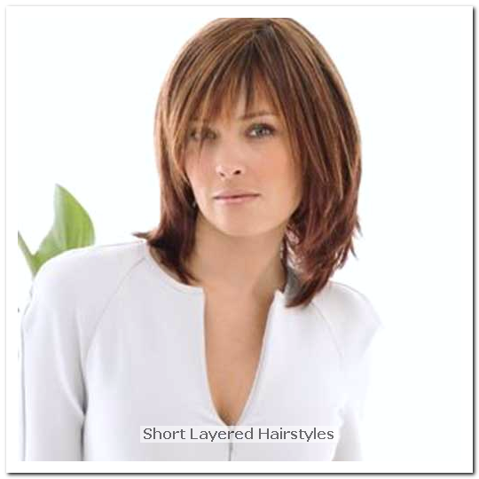 Awesome Short Layered Hairstyles For Fine Straight Hair 540540 Short Hairstyles For Black Women Fulllsitofus