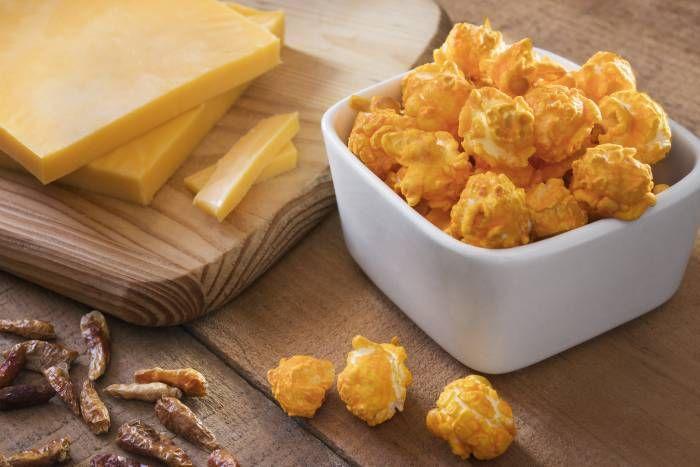 ALL POP GOURMET. Las auténticas palomitas gourmet | Ceviche de Sandía