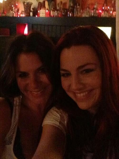 Amy lee and Beth Wilson- google images/ Amy lee twitter