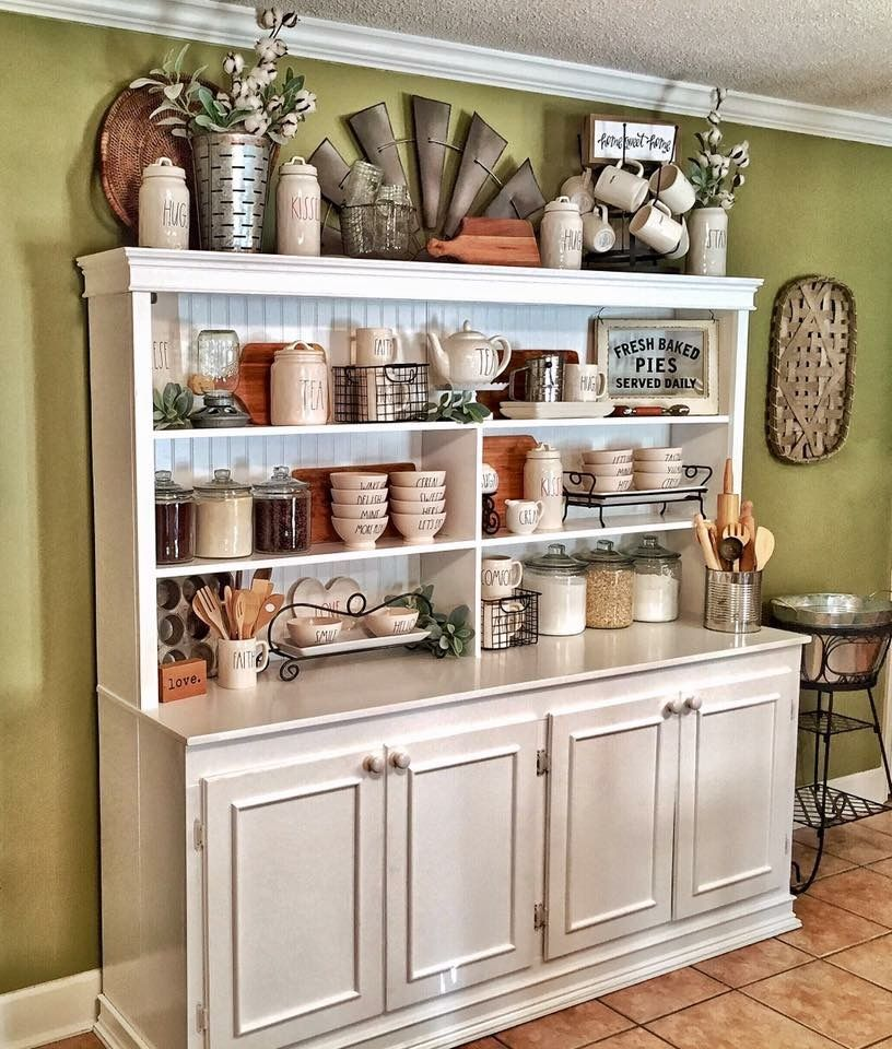 The Wall Color With Antique White