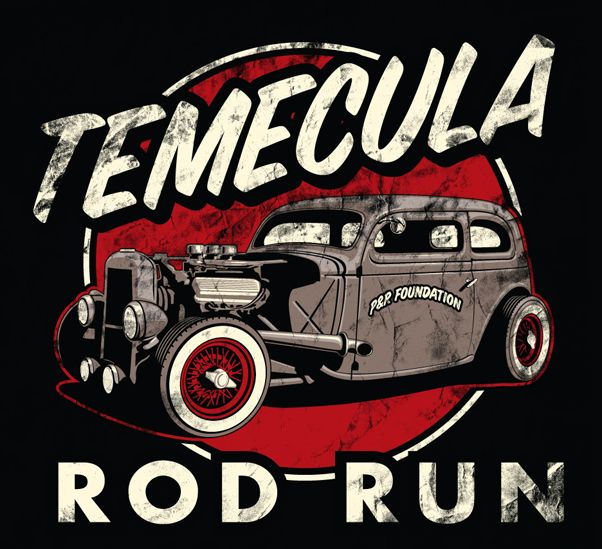 Temecula Rod Run 2012 T Shirt Art By HotRodKristina Pinterest Cars