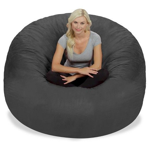Delicieux Memory Foam Bean Bag Chair From Target!