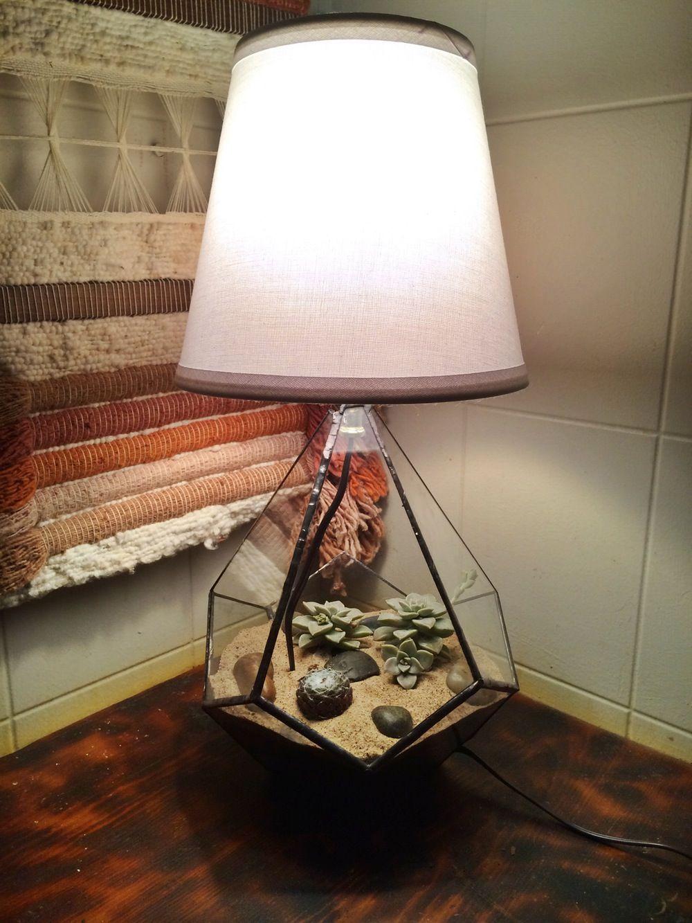 Image of terrarium lamp terrariums pinterest terraria