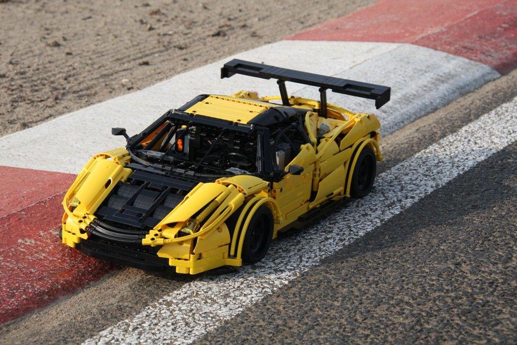 technicbricks ferrari 458 gt2 kessel racing lego. Black Bedroom Furniture Sets. Home Design Ideas