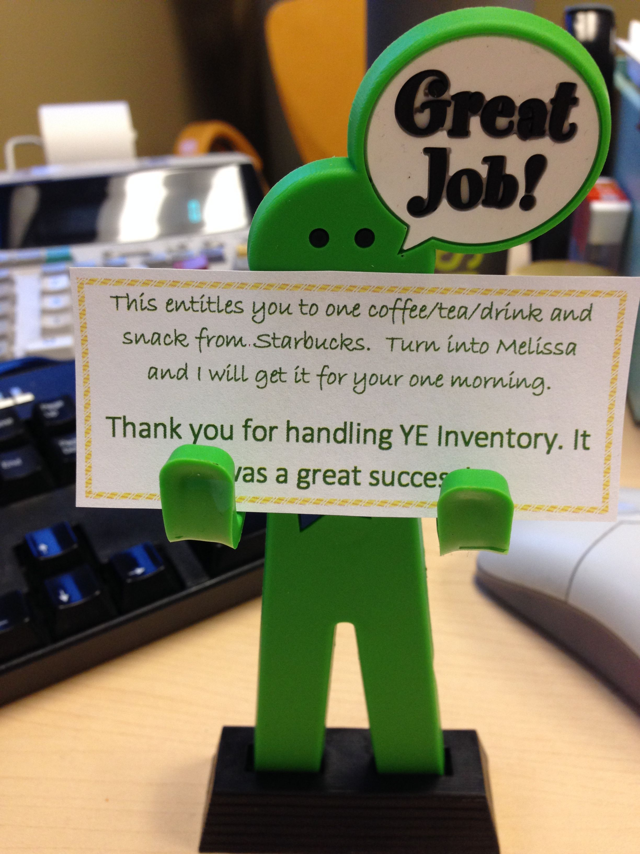 an employee recognition blog