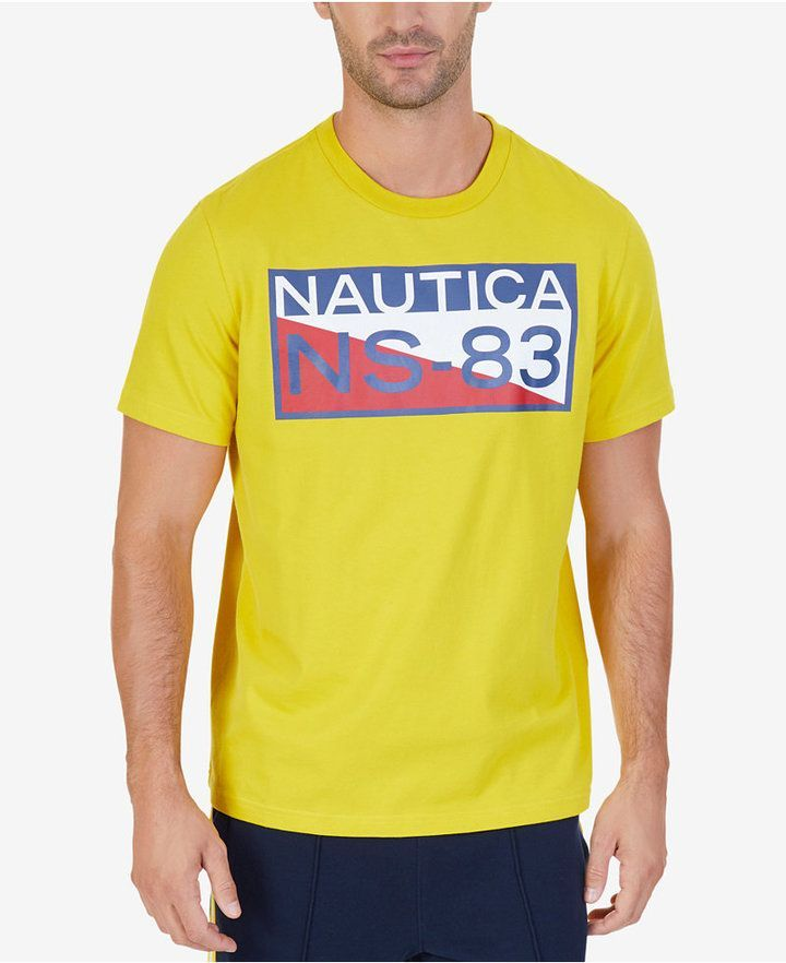 faffd6dfa Nautica Lil Yachty X Men's Big & Tall Graphic-Print T-Shirt | album ...
