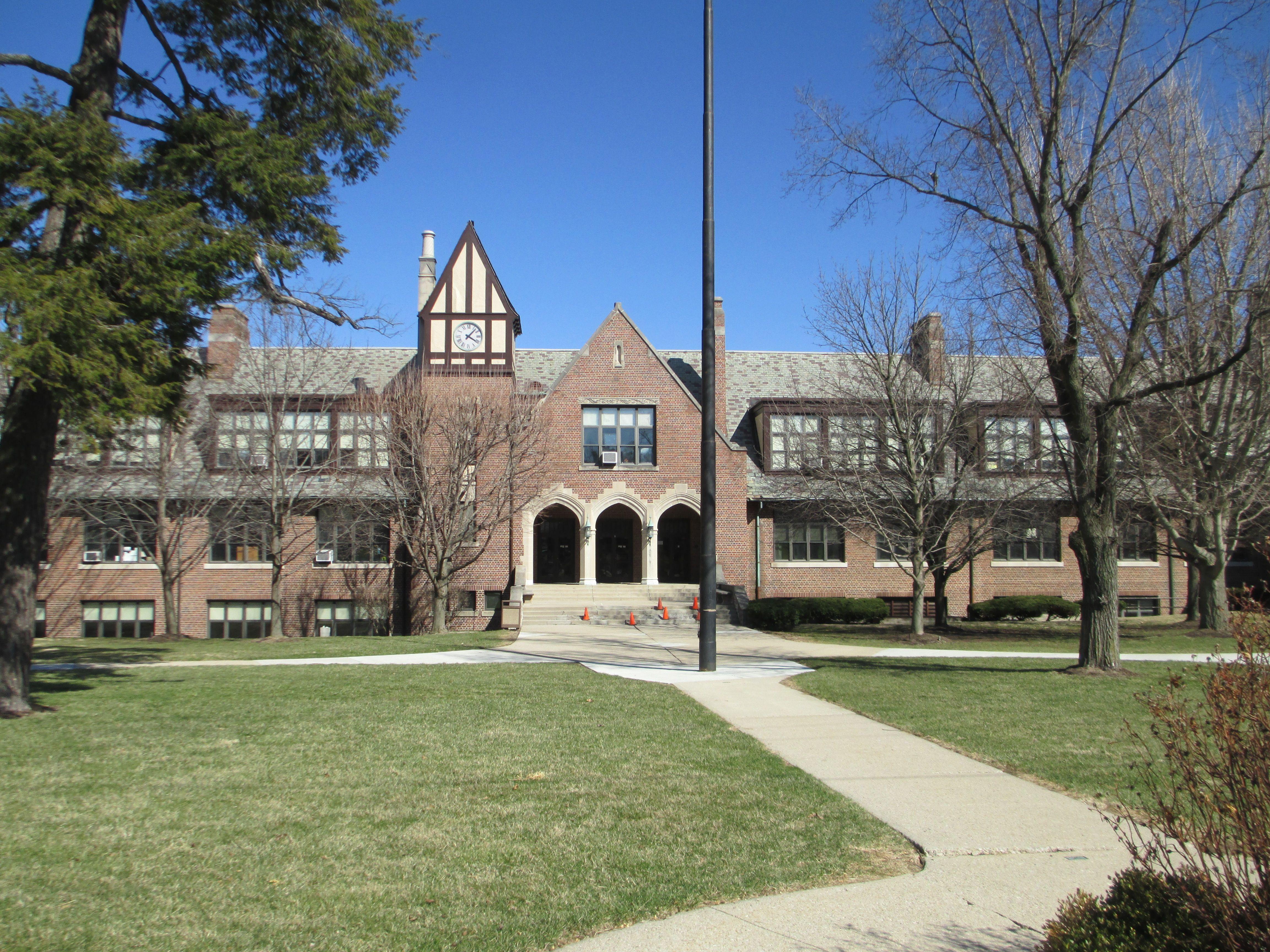 Beautiful Oakwood High School Oakwood Ohio Dayton Ohio