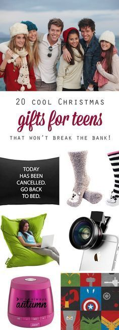 best Christmas gift ideas for teens Christmas gifts, Teen and Gift