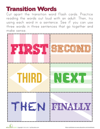 Story Starters for New Writers   Integration Aide-ideas   Transition ...