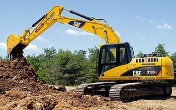 Caterpillar 317 N EXCAVATOR Service Repair Manual 9SR