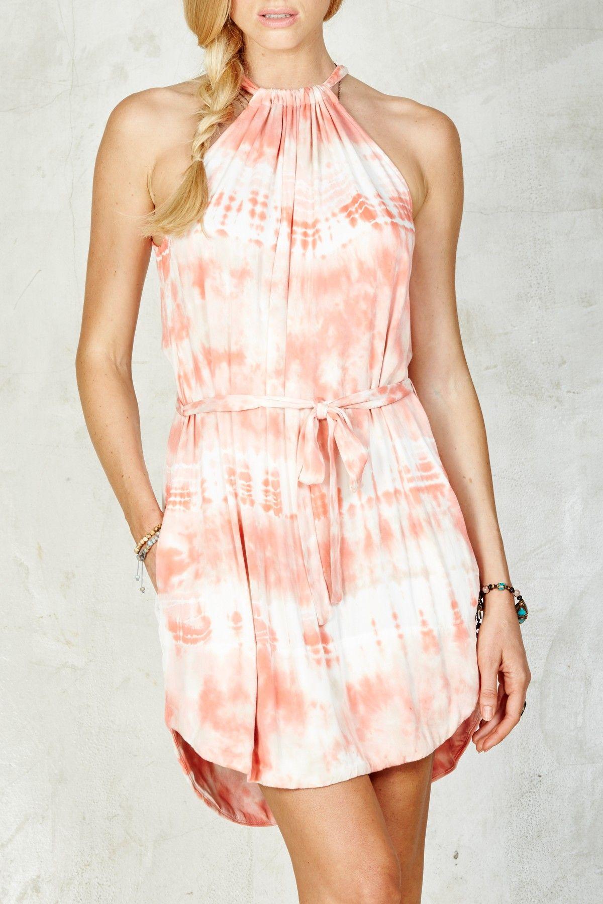 Halter Belted Mini Dress by Gypsy05 on @HauteLook