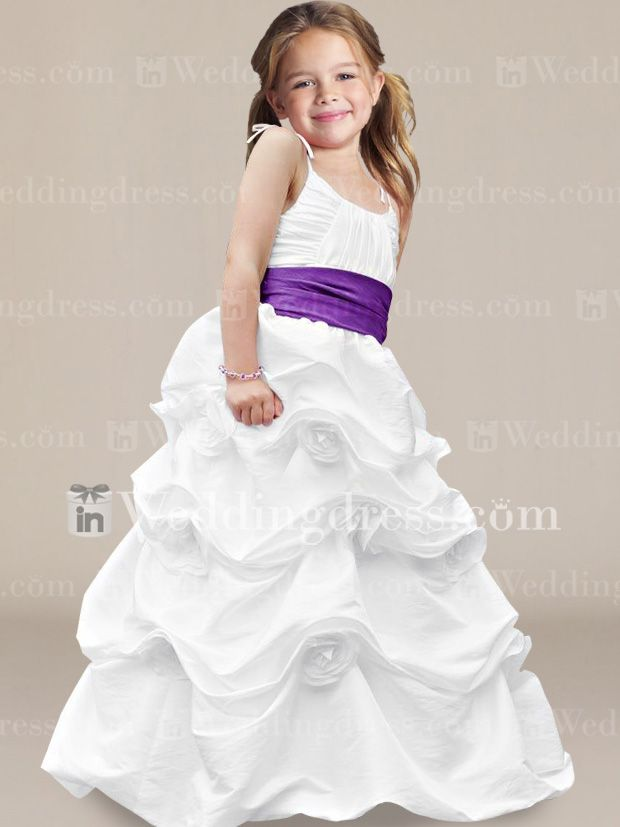 10 Best images about Flower Girl Dresses on Pinterest  Communion ...