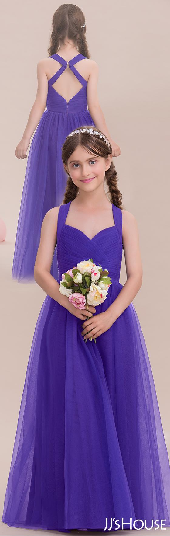 A bright nice dress #JJsHouse #Junior #Bridesmaid   ruha   Pinterest ...