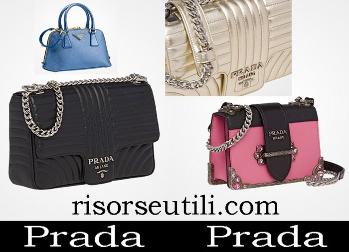 799e325ad96e Bags Prada 2018 new arrivals handbags for women accessories ...