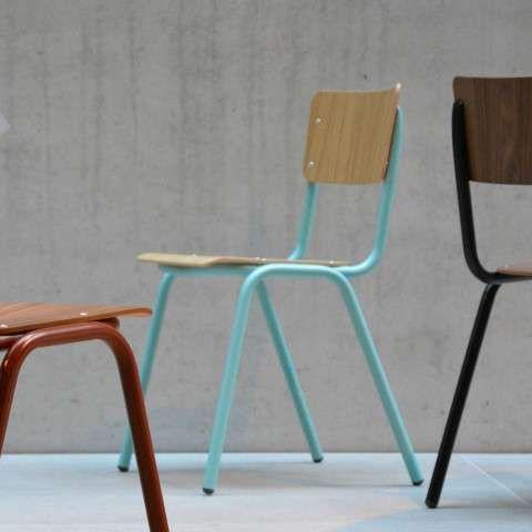 Zero Stuhl Stuhle Holzstuhle Esszimmerstuhle