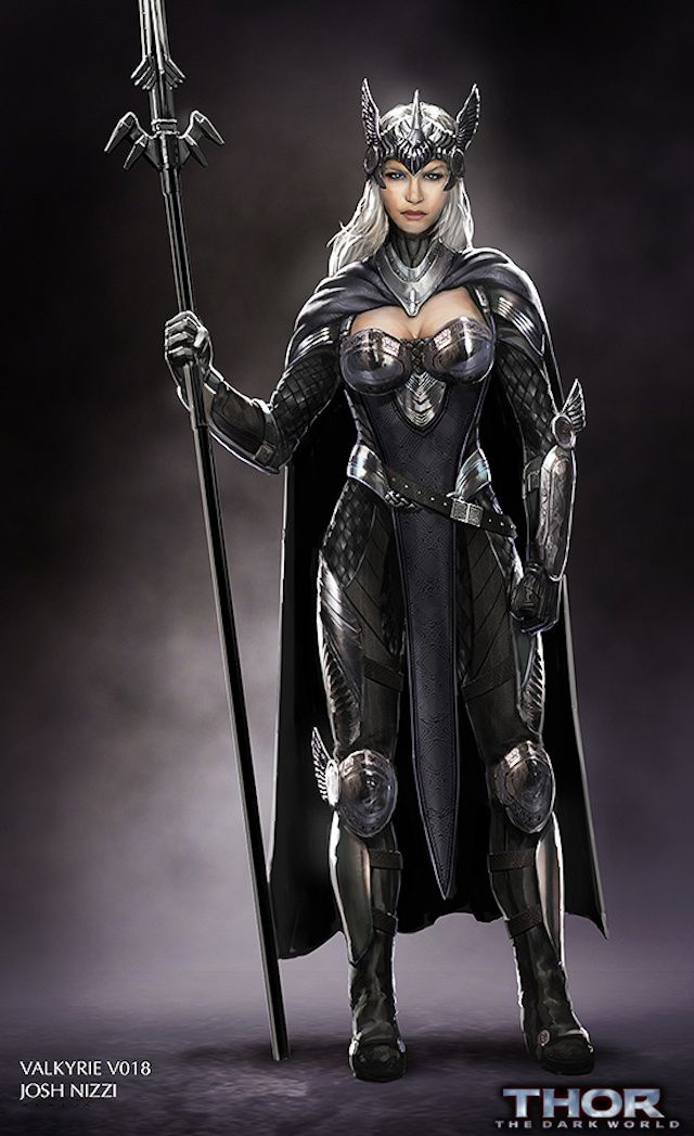 valkyrie marvel costume - photo #22