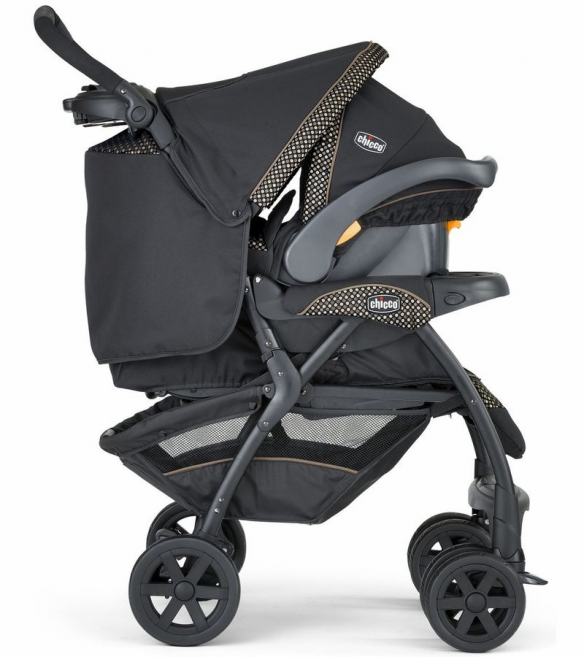 Chicco Cortina LE Travel System Minerale stroller